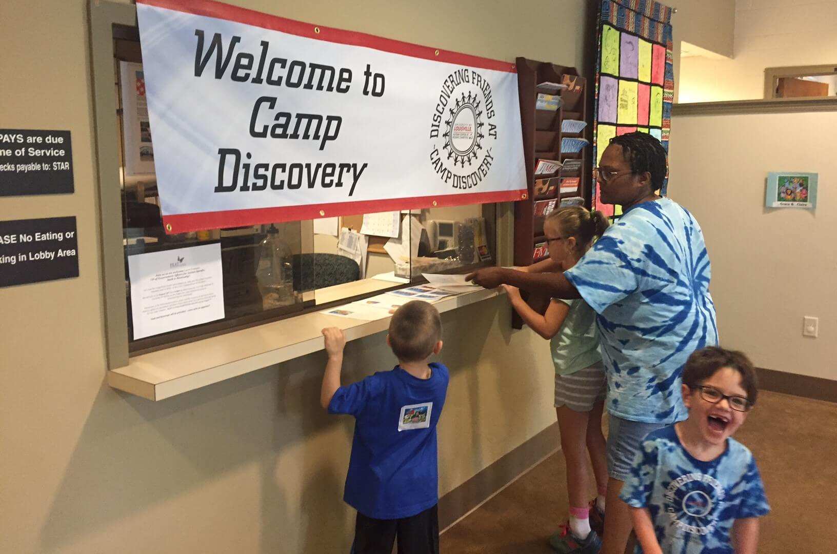 Welcome to Camp Discovery