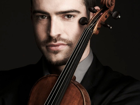 Violinist Emil Altschuler in Conversation with M4Arts