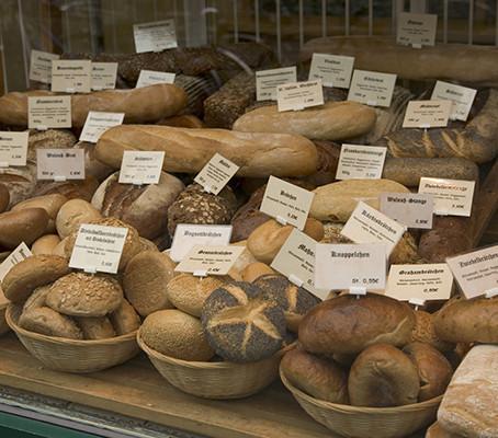Surprising Germany #2 - Bread