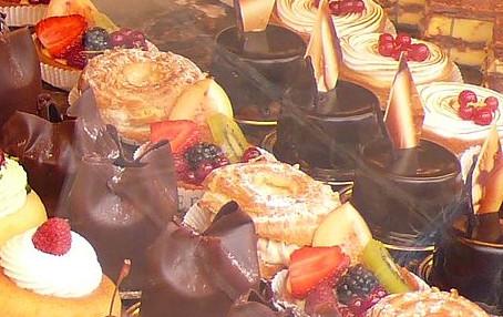 Surprising Germany #1 - Cakes