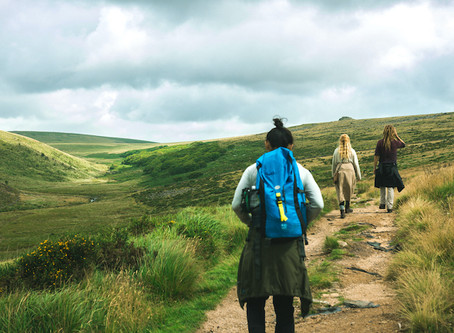 National Parks help improve young people's health and life chances