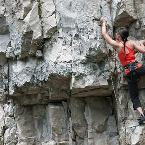 Dorset is a Centre for Climbing