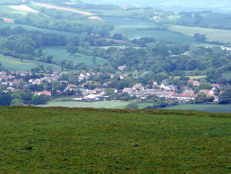 Chideock Society Joins Councillors to Support Proposed Dorset National Park