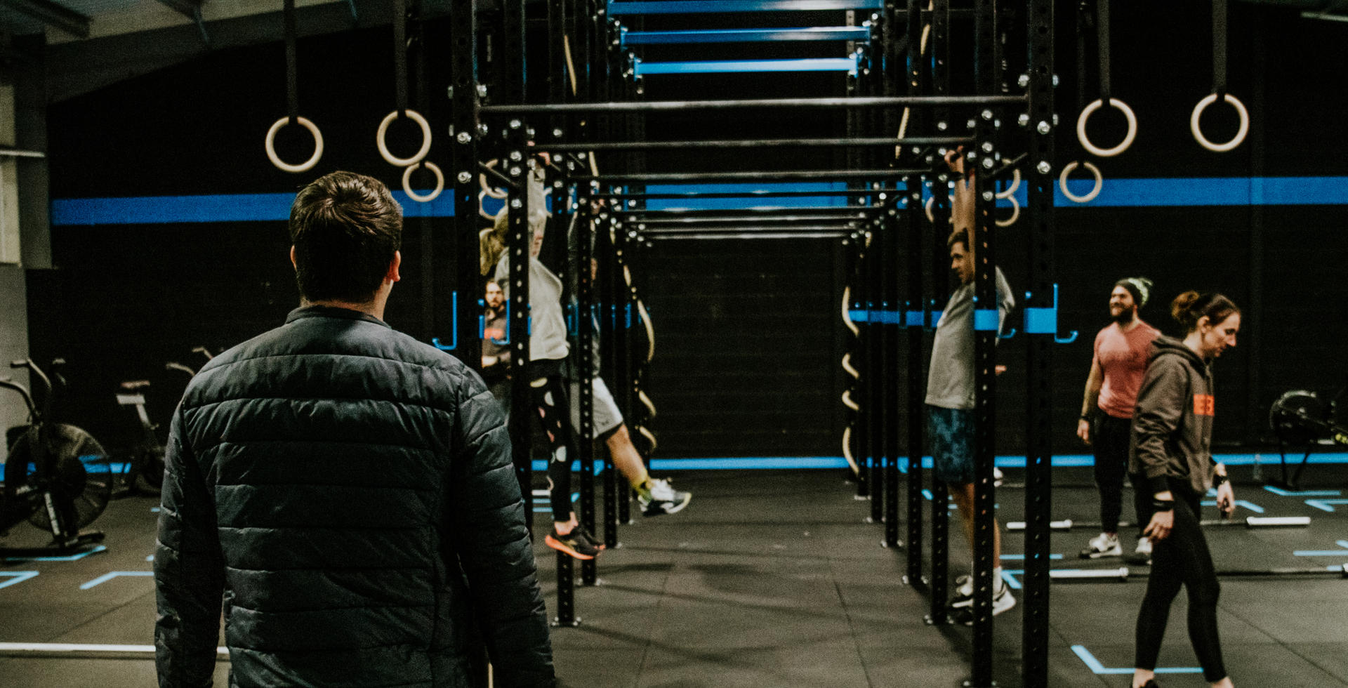 Fitness Classes Warrington