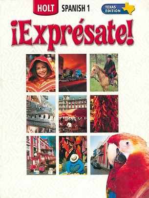 Expreseste 1 textbook.jpg