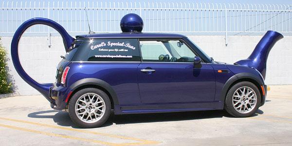 Teapot Car