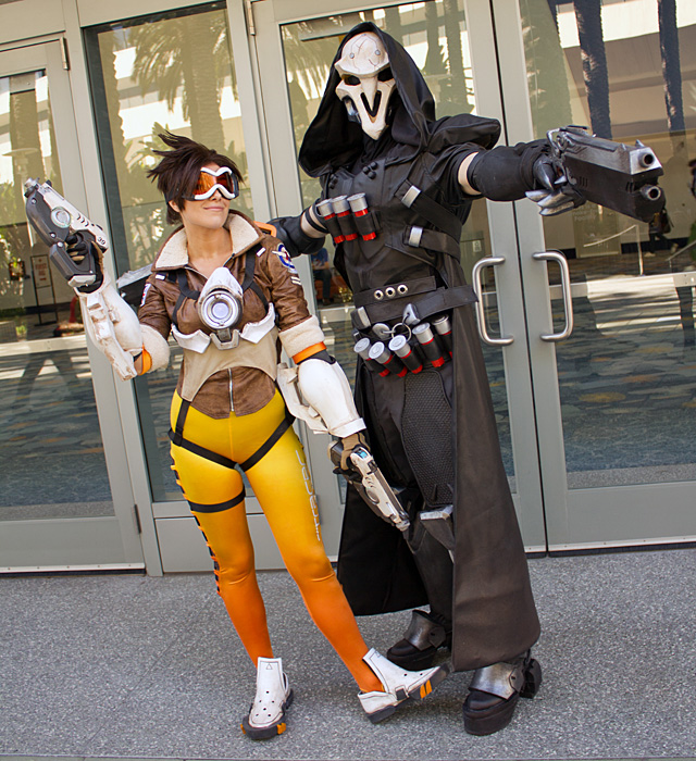 Tracer and Reaper