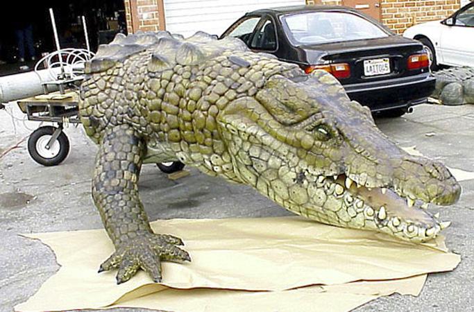 One big Croc!