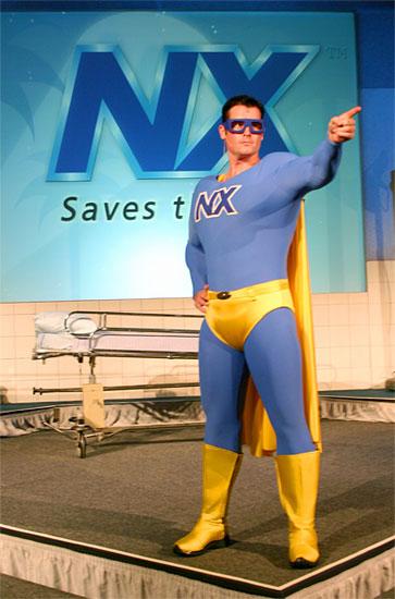 NX Man