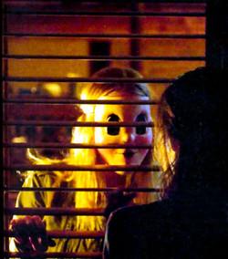 Doll-Face surprise