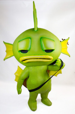 Fish from Nuclear Throne