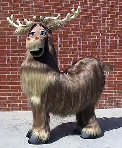 Earl the Elk