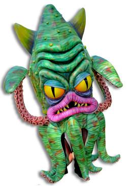Evil Alien Squid