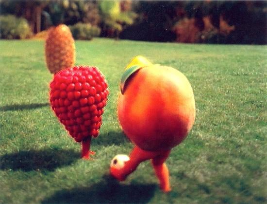 Snapple fruits