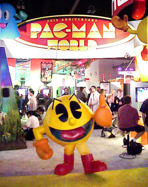 Pac-Man retuns