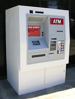 ATM comes to life
