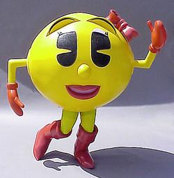 That's MS Pac-Man
