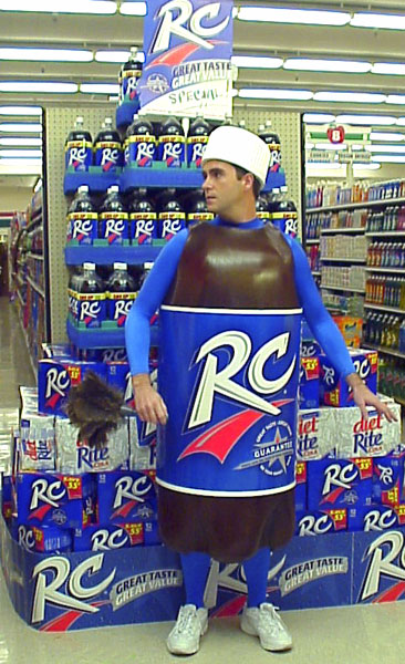 RC Cola Guy