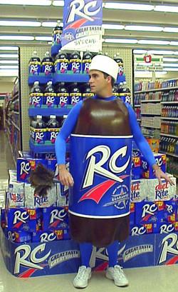 RC Cola Guy
