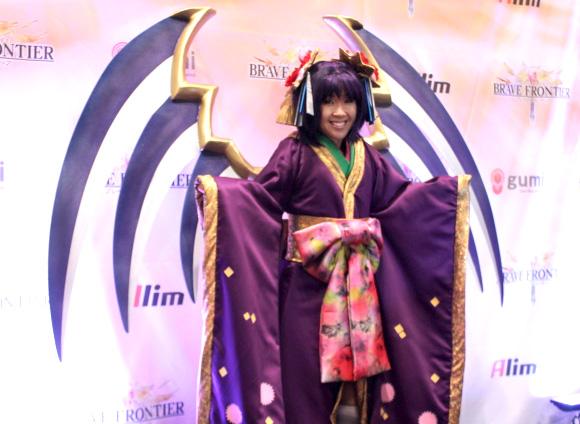 Kikuri from Brave Frontier