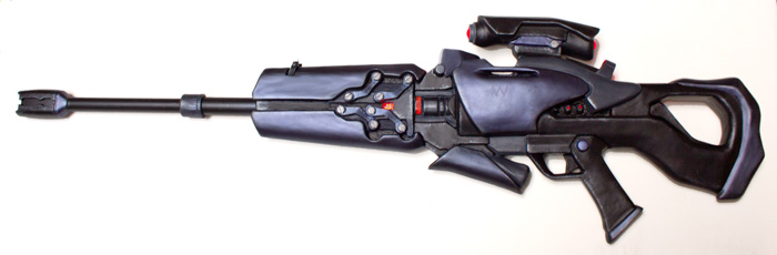 Widowmaker's rifle