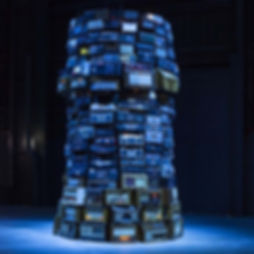 Obra Babel, Artista plástico Cildo Meireles