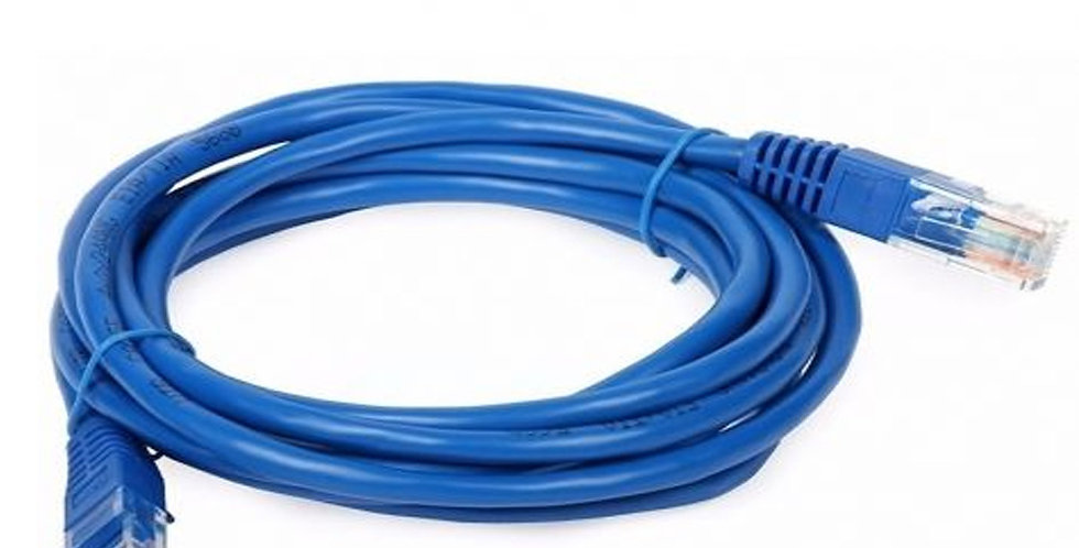 patch Cord Cat5E 3 pies