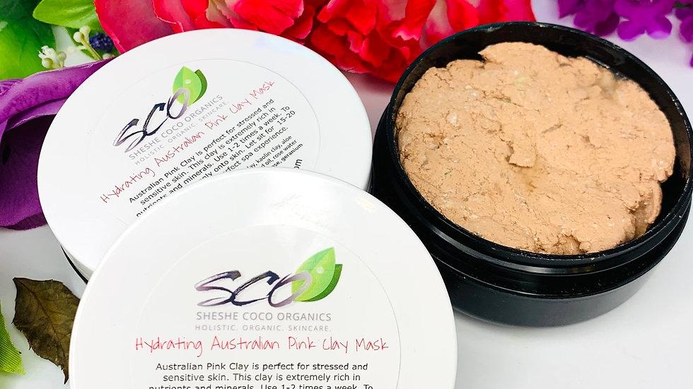 Hydrating Australian Pink Clay Mask