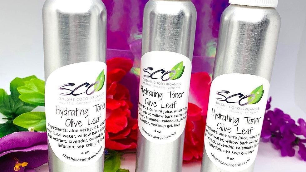 Hydrating Olive Leaf Toner