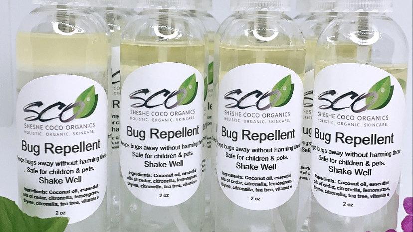 Organic Bug Repellent