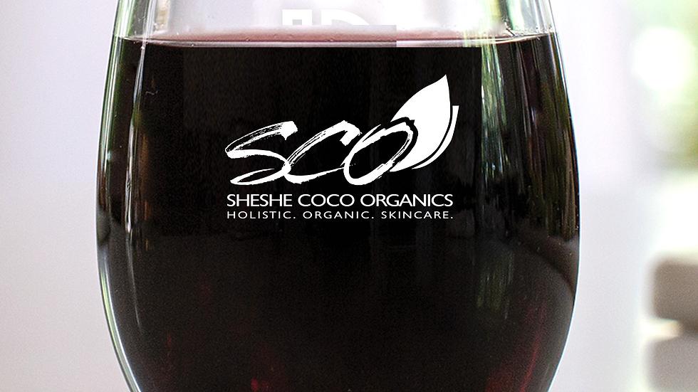 SCO Stemless Wine Glass Set of 4