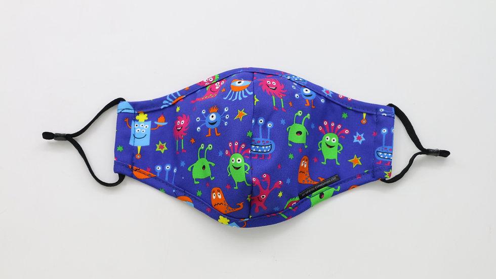 Kids Size Mask, Aliens