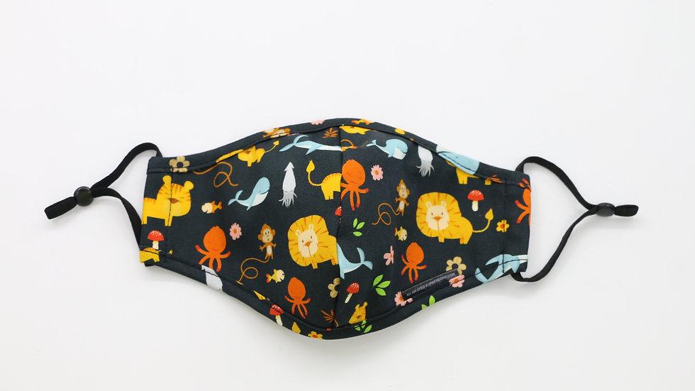 Kids Size Mask, Animals
