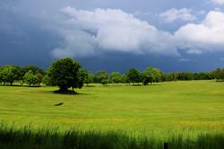 L'orage arrive (Suède)
