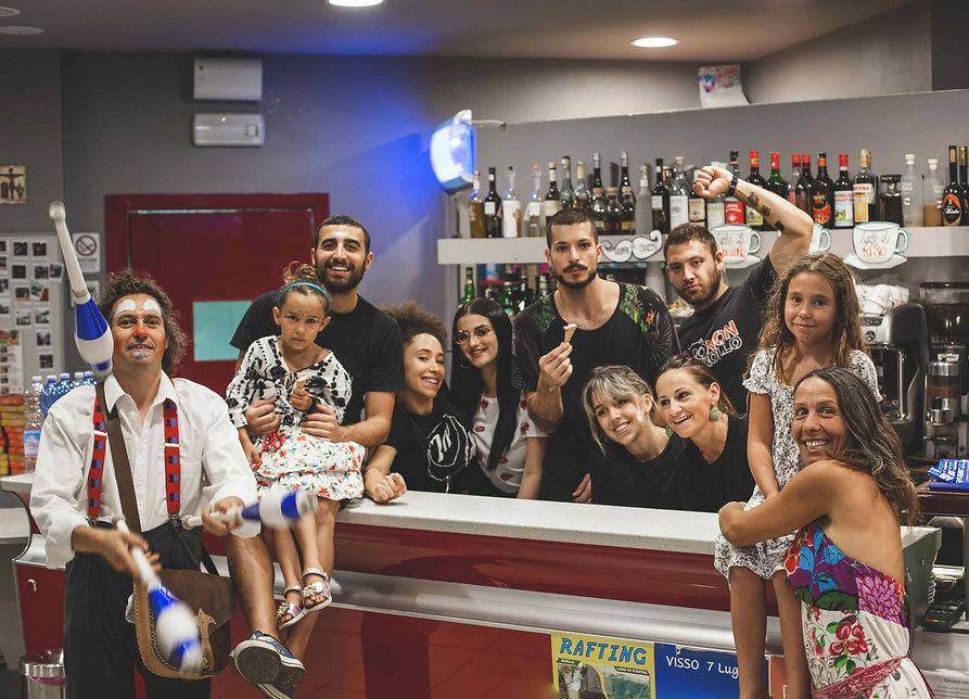 Il Team del Pop Cafè