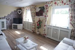 Eifel ferienhaus wohnzimmer