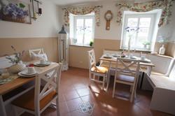 Eifel ferienhaus Esszimmer