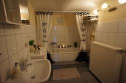 Eifel ferienhaus badezimmer