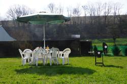 Eifel Romantica ferienhaus Garten