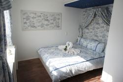 Schlafzimmer Nr 2 im ferienhaus