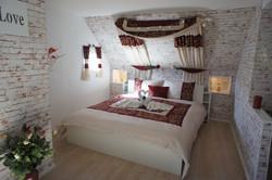 Eifel ferienhaus Schlafzimmer Nr 1