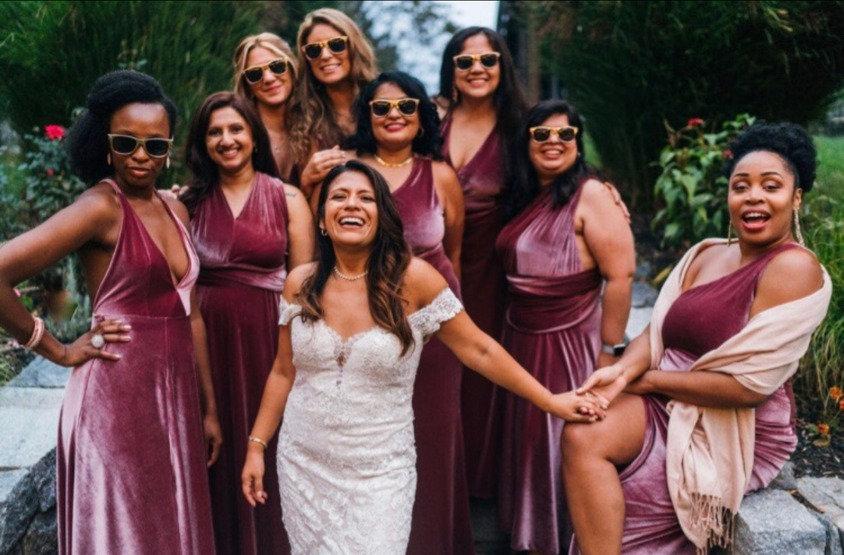 Bridal Party/Bridesmaids Dresses