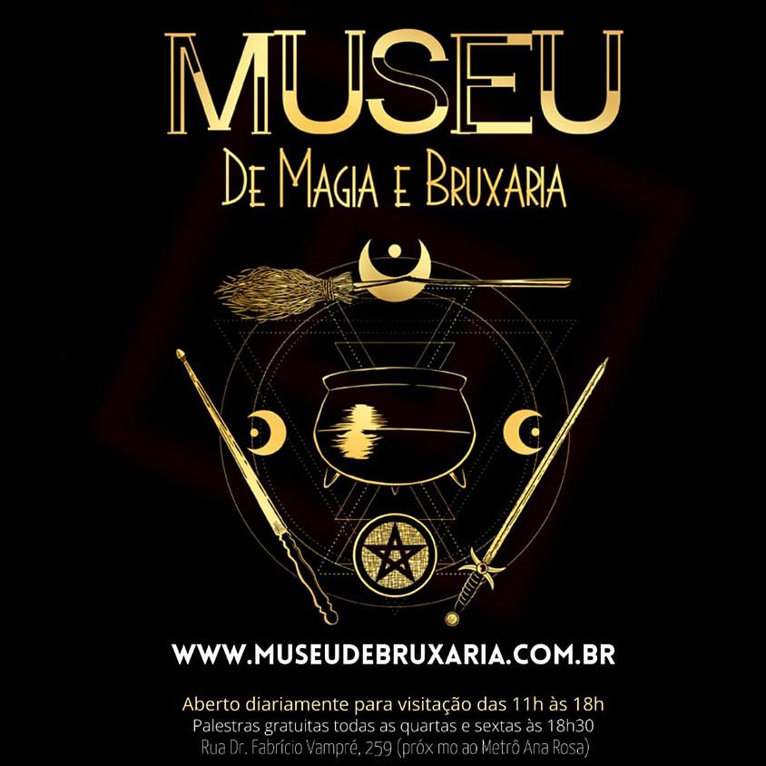 Inauguração do Museu Brasileiro de Magia e Bruxaria
