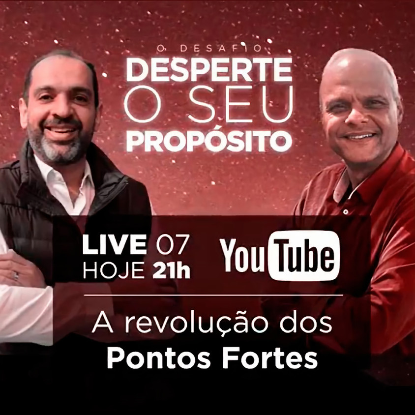 Live: Desafio - Desperte o Seu Propósito