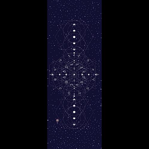 Mat Aveludado Astrologia