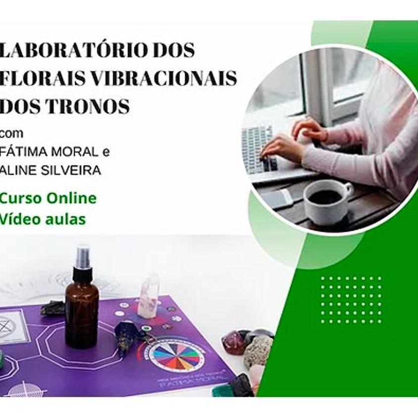OnDemand: Laboratório dos Florais Vibracionais dos Tronos