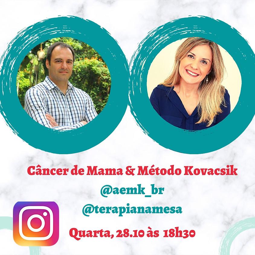Live: Câncer de mama & o Método Kovacsik
