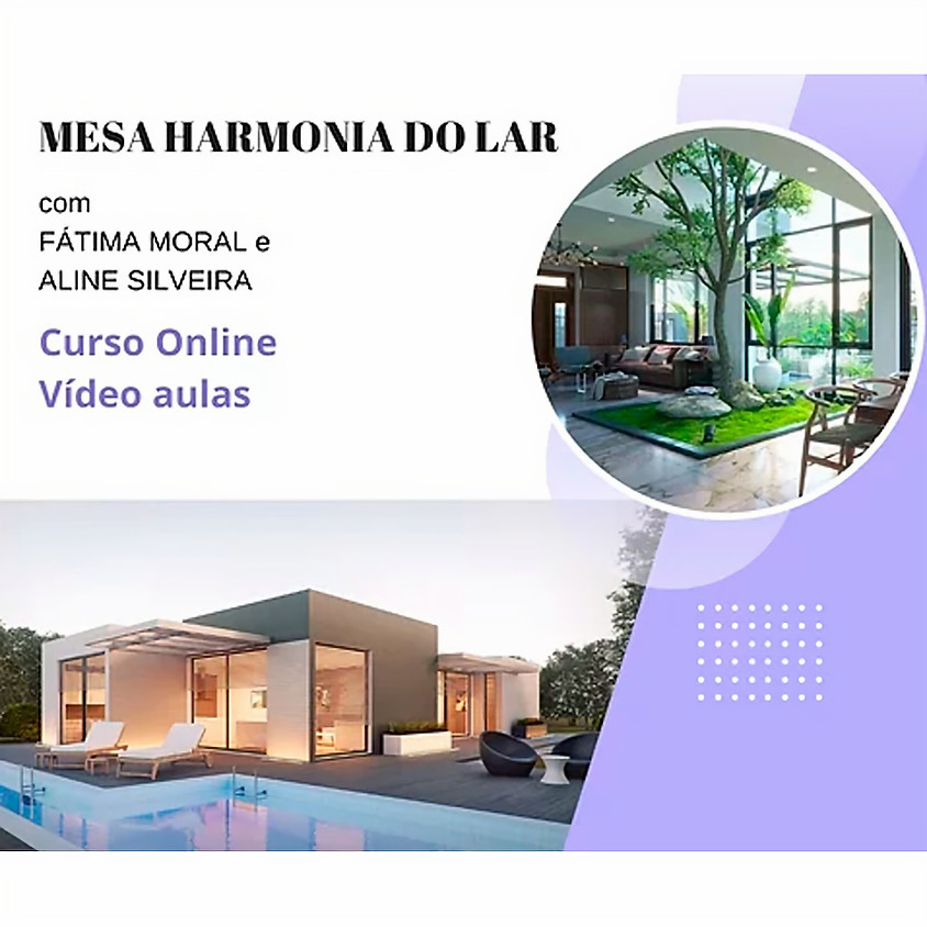 OnDemand: Mesa Harmonia do Lar