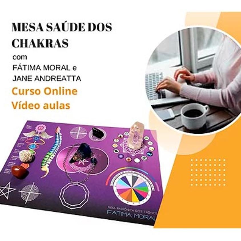 OnDemand: Mesa Saúde dos Chakras