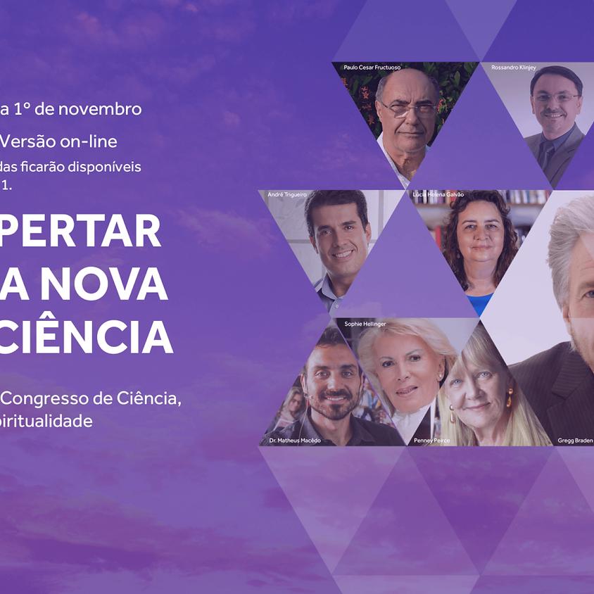 Congresso Luminarium | 2º Congresso de ciência, consciência e espiritualidade